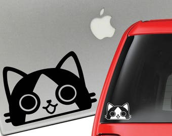 Palico Monster Hunter Vinyl Decal for Laptop or Car
