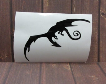 The Hobbit | Smaug the Dragon | Vinyl Decal