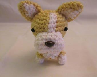 WELSH CORGI - Crochet Amigurumi - Crochet Dog, Crochet Puppy