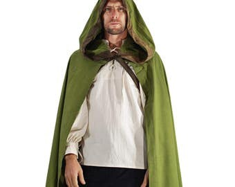 Cloaks and Cowls