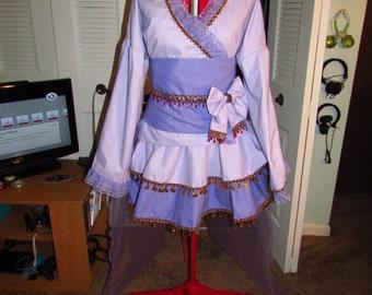 Espeon Kimono Dress