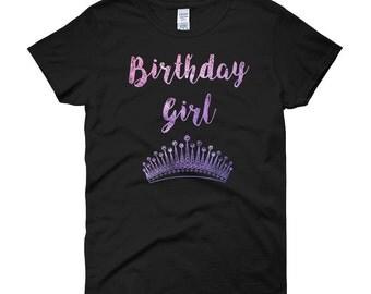 Birthday Girl Shirt • Birthday Girl Tshirt • Women's Birthday Tshirt • Birthday Shirt • Its My Birthday Shirt ««« PF00 «