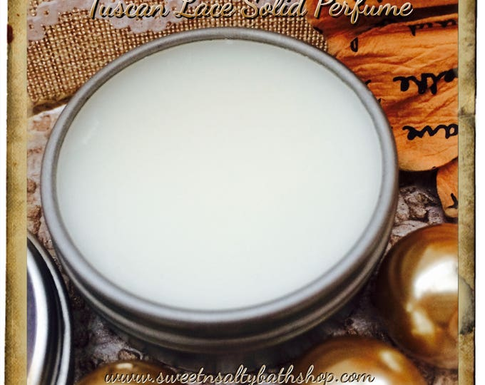 Tuscan Lace Solid Perfume