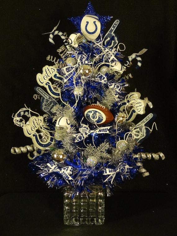 Colts Christmas Tree