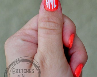 Nail Decals (20ct)