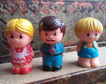 1970s Kenner Tree Tots Family