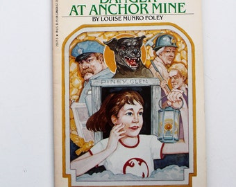 Danger At Anchor Mine Choose Your Own Adventure Paperback No. 49 1985