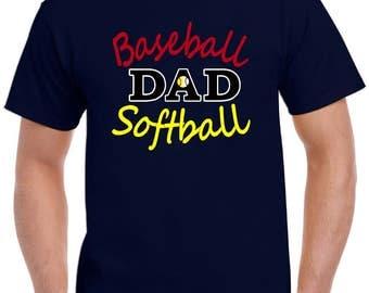 Baseball Shirt, Sports Shirts, Baseball Dad T-shirt, Sports Shirt, Baseball Sport, Sport Baseball