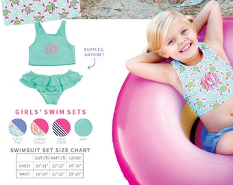 Girls Swimwear Collection
