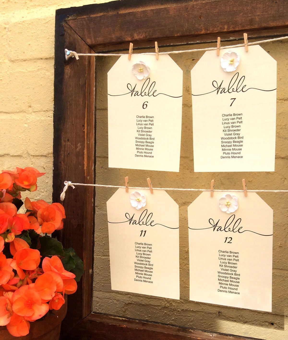 free printable wedding reception templates the budget savvy bride