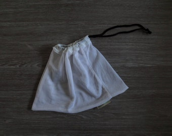 Bag for laundry, bag for delicate clothing – made from recycled fabric