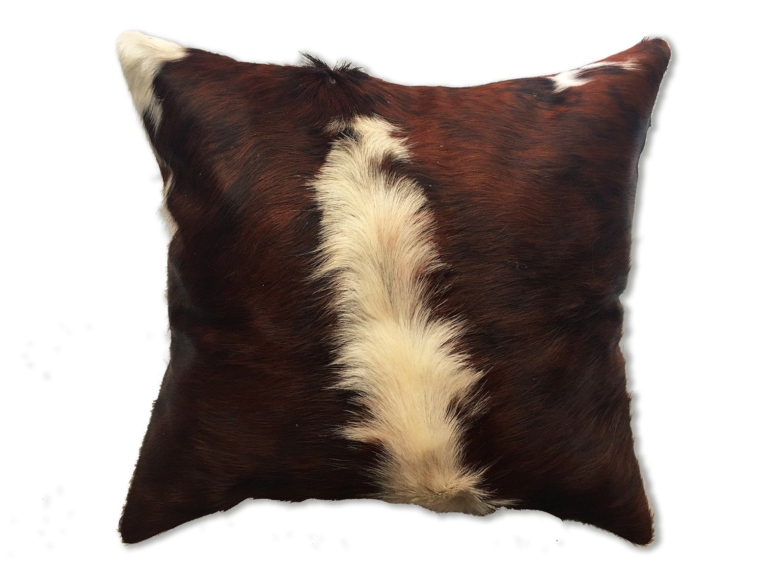 Cowhide Pillow For Home Decor Authentic Cow Hide By Camudecor
