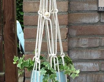 Macrame plant hanger handmade