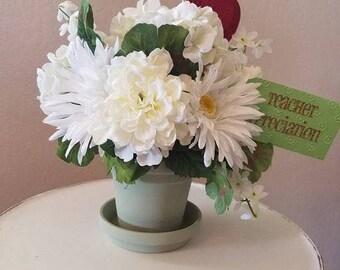 Teacher Appreciation Flower arrangement
