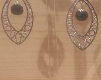 Lace earring