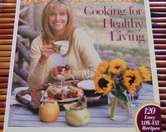 Cooking for Healthy Living 1996  Jane Fonda