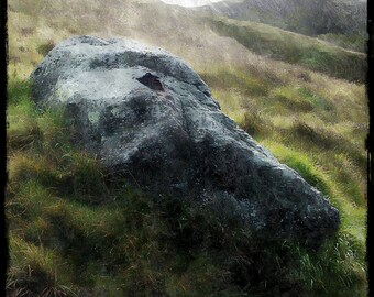 Rock and Hills, Fine Art Photography, Photographs, Nature Photography, Animist Art