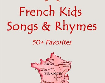 French Kids Songs & Rhymes