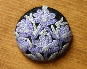 Embroidered Badge Reel, ID holder