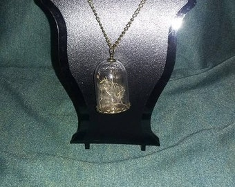 Caged Wishes Necklace