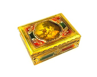 Vintage Florentine Box from Italy