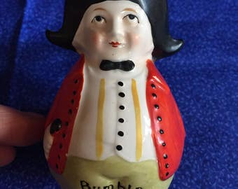 Vintage creamer, Bumble character, German pottery