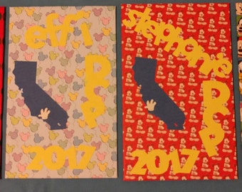 Personalized Disney College Program Roommate Gifts