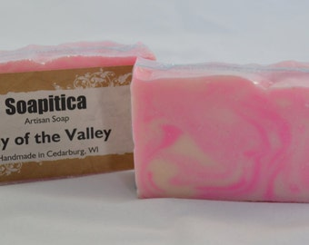 Soap - Lily of the Valley