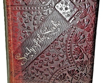 1888 The Lady of the Lake Poem in Six Cantos SIR WALTER SCOTT Poetry