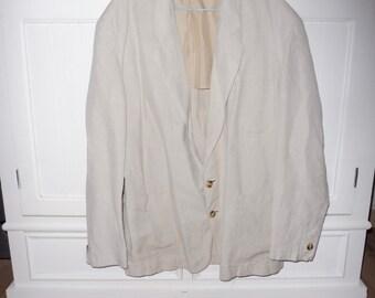 Yves SAINT LAURENT jacket size 52 en - 1980s