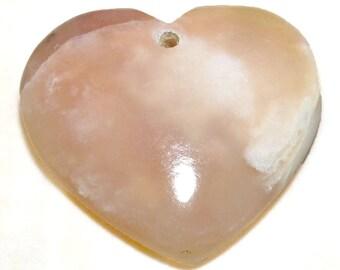 23.50 CTS Peruvian Pink Opal Solid Polished [E342]