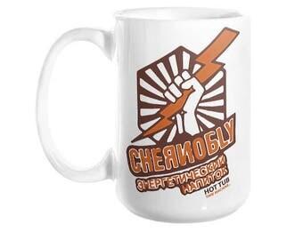 Hot Tub Time Machine Chernobly Coffee Mug