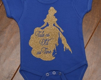 Princess Belle Bodysuit
