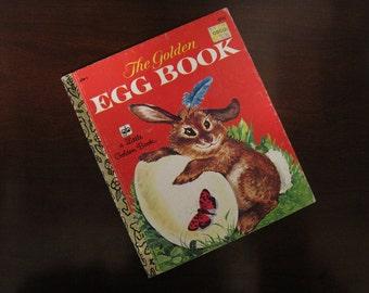 The Golden Egg Book - Vintage Children's Little Golden Book – 478-1