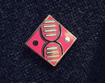 Wonders of Life Pin