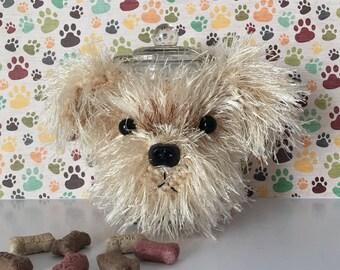 Belgium Griffon - I Want All The Dogs - Dog Treat Jar - Brussels Griffon - Griffon Bruxellois - Bruxellois - Funny Dog - Crazy Dog Lady