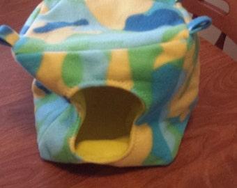 Cube hammock for rats / ferrets / sugar gliders