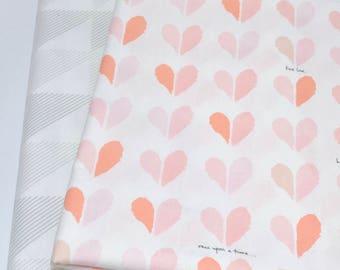 SALE!! 1 Yard Bundle Paperie by Amy Sinibaldi for Art Gallery Fabrics-2 Fabrics