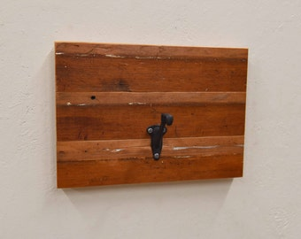 Reclaimed wood coat rack, Entryway Coat rack, Rustic Coat Rack, Hat Rack, Hanging Coat Rack, Wall Coat Rack,