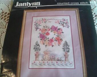 Cross Stitch Kit Janlynn