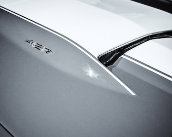 427 corvette Fine Art Photograph