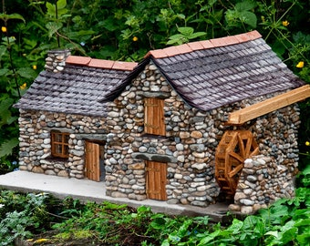Enchanted Cottages ~  'The WaterLily Mill'