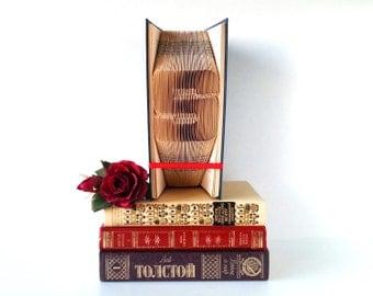 Personalized boyfriend gift, Personalized Dad gift, Personalized friend gift, Personalized Christmas gift, Personalized gifts, Book Art, 001