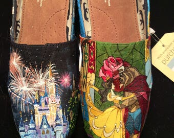 All Things Disney Inspired Toms