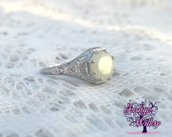 Solid  14KT Gold Calypso Breast Milk Ring--Breast Milk Jewelry