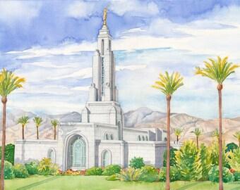 Redlands, CA Temple