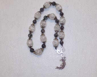 Celtic Moon Cycle Prayer Beads