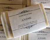 Anise Natural Soap, Handm...