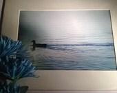 Serene Waters - Mounted W...
