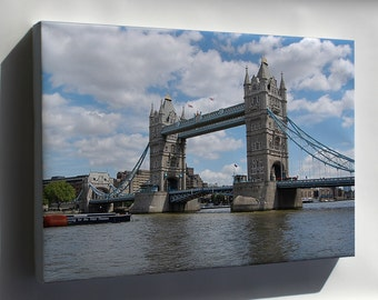 Canvas 16x24; Tower Bridge